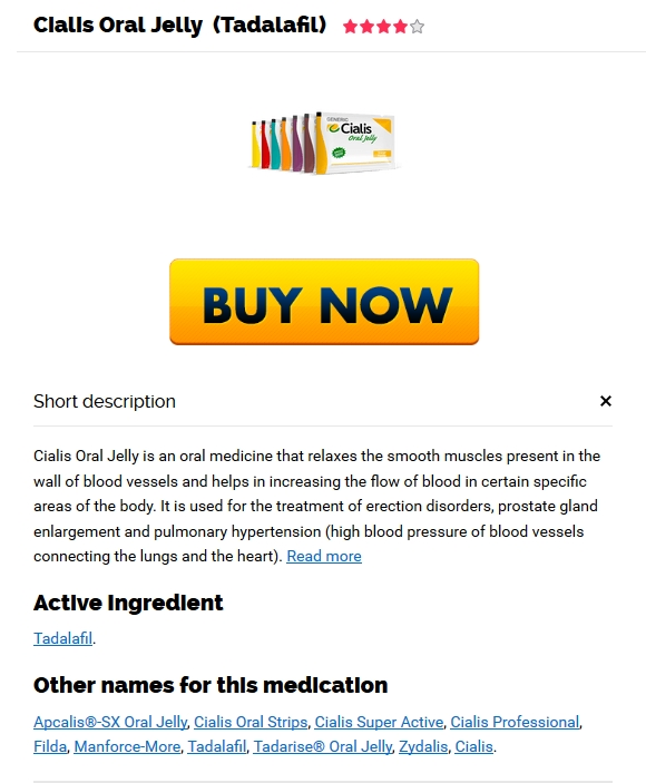 All Credit Cards Accepted * Buy Cialis Oral Jelly 20 mg Online Cheap