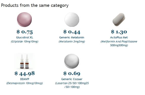 Do You Need A Prescription For Glucotrol In Canada glucotrol similar