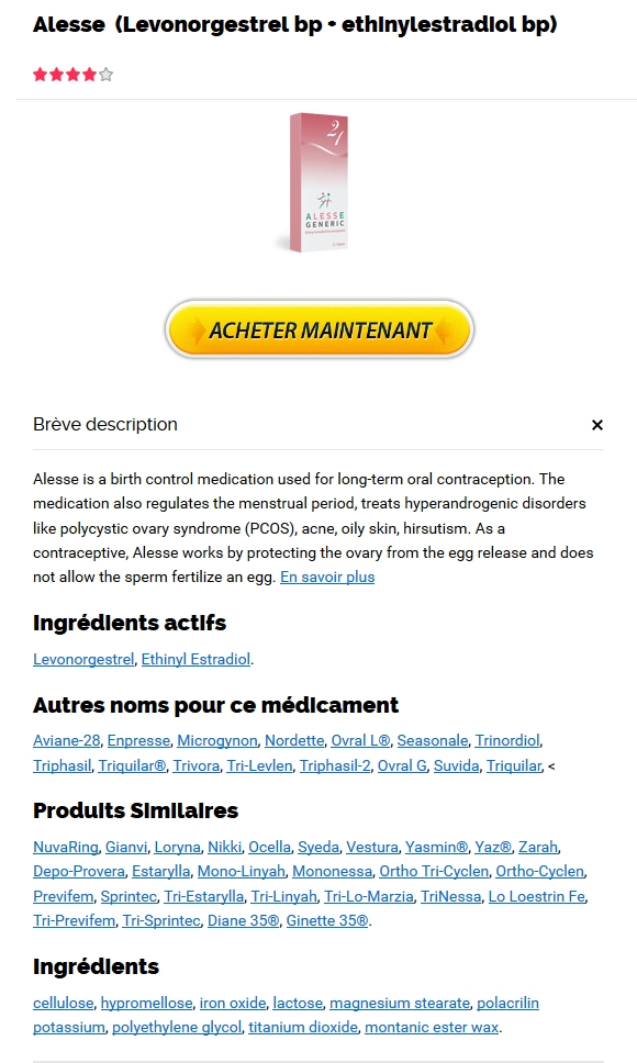 Les moins chers des médicaments en ligne - Alesse Pilule Pour Bander Prix - Livraison Avec Ems, Fedex, UPS et autres