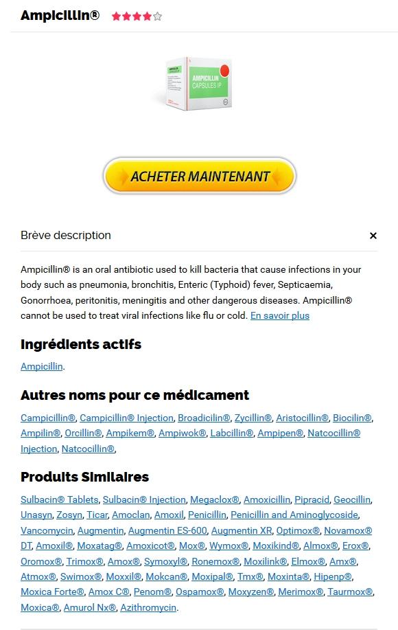 Medicament Ampicillin Pour Bander En Pharmacie