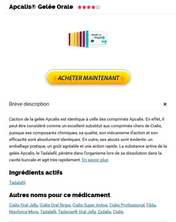 commande Apcalis jelly - Acheter Apcalis jelly En France