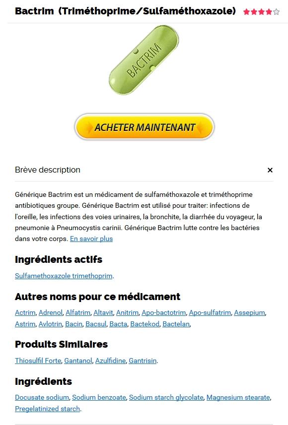 Avis Bactrim | Pharmacie Taverny