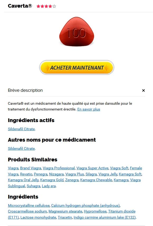 Caverta Pharmacie En Ligne Avec Ordonnance - Sildenafil Citrate générique en ligne