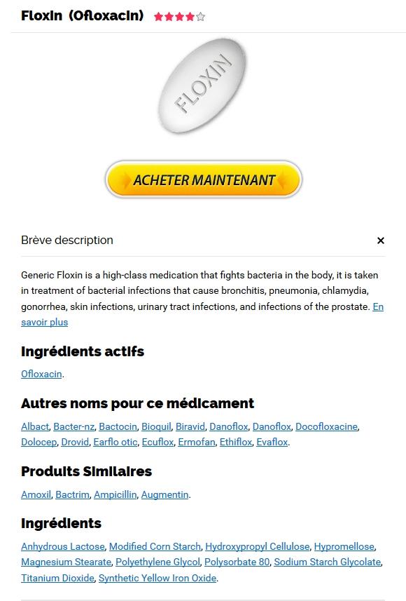 Commander Floxin en ligne - Grande Pharmacie Lyonnaise Vente En Ligne