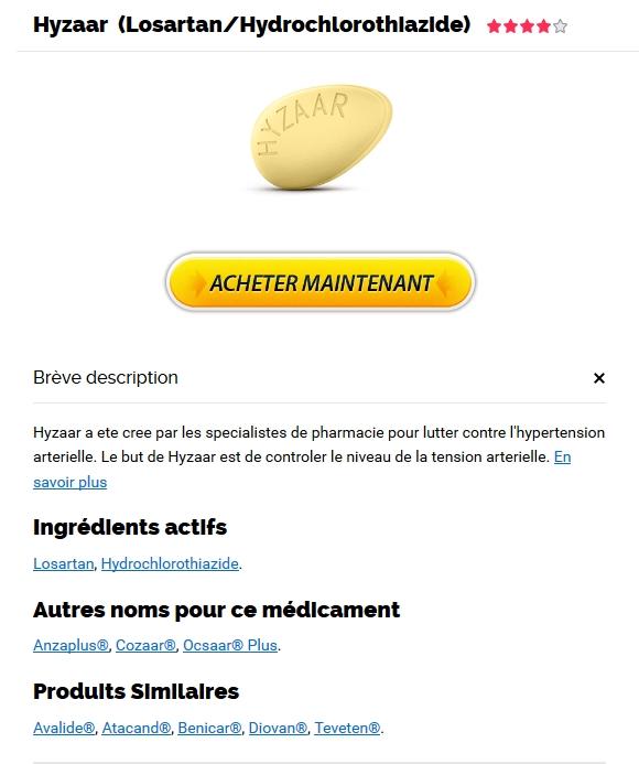 Prix du Hyzaar en pharmacie - acheter Losartan en ligne