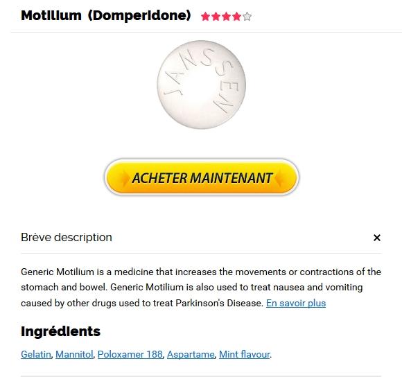 Motilium Moins Cher En Pharmacie | Meds À Bas Prix