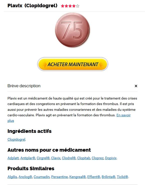 Achat Plavix Pilule En Ligne - Acheter Des Médicaments En Ligne