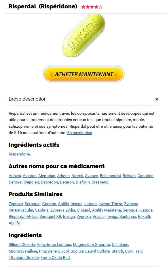 Acheter Risperdal online - acheter Risperidone en ligne avec ordonnance
