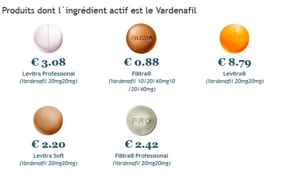 Achat Vardenafil Pharmacie En Ligne levitra similar