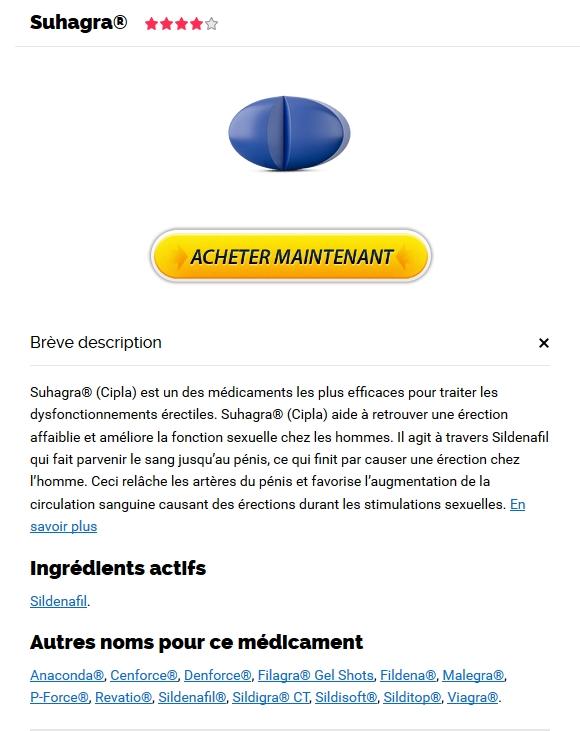 Prix du Suhagra en Belgique - marque Sildenafil Citrate pas cher acheter