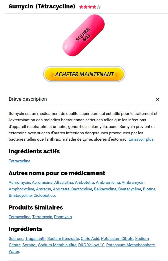 Où acheter des Sumycin 250 mg au québec - La Santé Pharmacie En Ligne