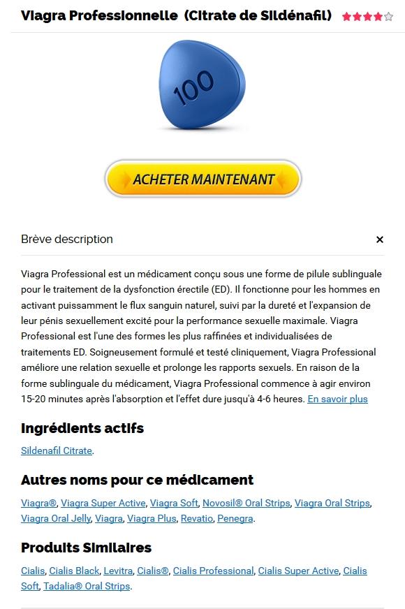 Achat Professional Viagra 100 mg generique | Meilleurs Prix pour tous les clients