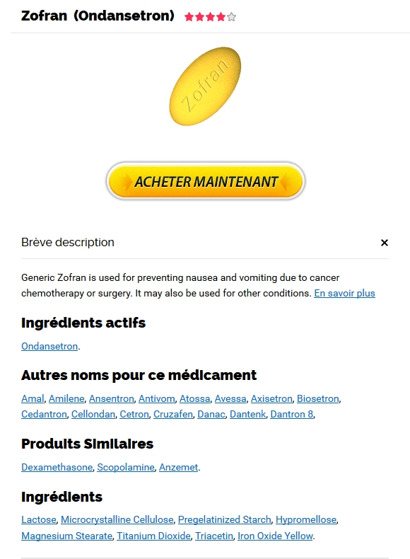 acheter marque Zofran pas cher | Zofran sur internet