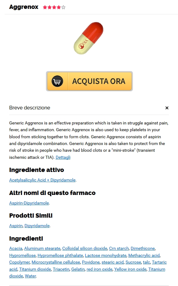 Dove Posso Ordinare I Aggrenox Online - Farmacia Syracuse