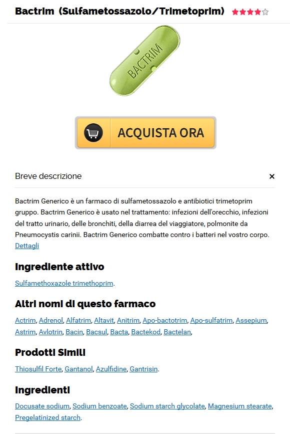buy di marca Bactrim * Dove Posso Ordinare Il Bactrim