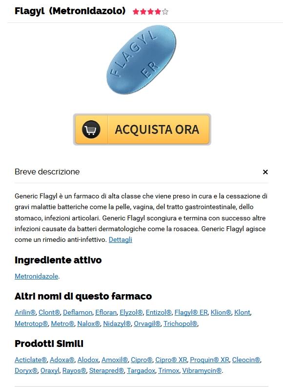 Concesso in licenza e prodotti in genere per la vendita | Ordinare Flagyl Online A Basso Costo