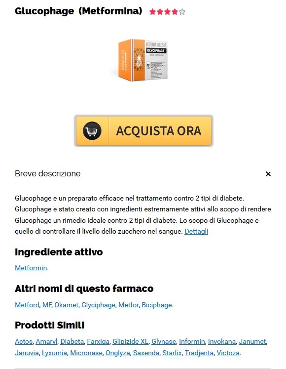 Miglior Sito Web Per Comprare Glucophage  | No Prescription Online Pharmacy