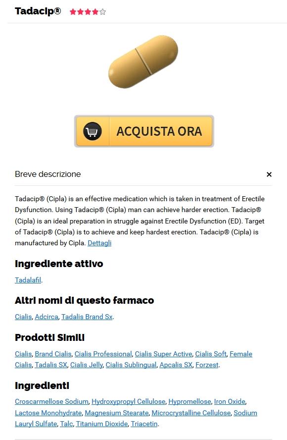 Miglior Modo Per Comprare Tadalafil. Petrone Farmacia Online