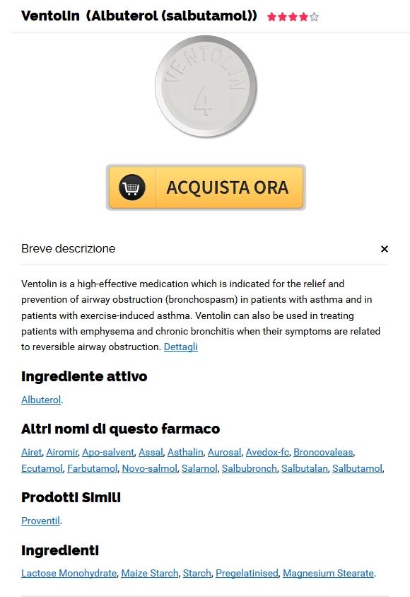 Ordinare Pillole Di Marca Albuterol Online. acquisto Ventolin