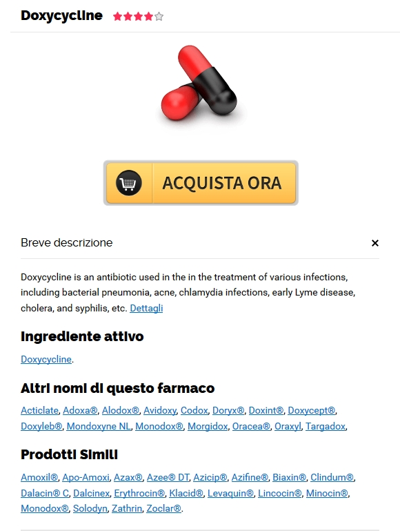 Ordine Doxycycline A Buon Mercato | Trusted Online Pharmacy