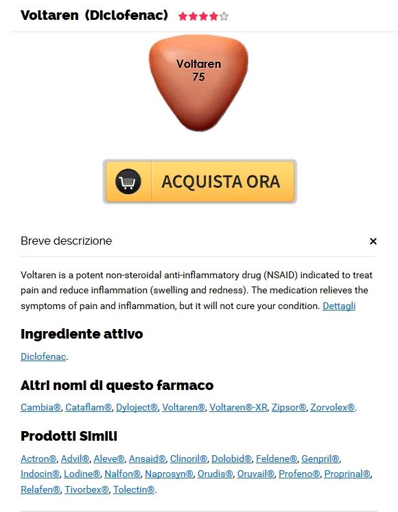 compra Diclofenac senza rx - Voltaren In Vendita A Buon Mercato