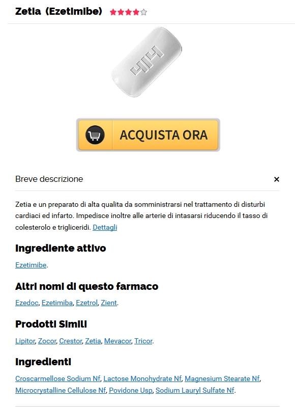 Farmacia Greco Online | Comprare Pillole Generiche Di Zetia  | Consegna veloce tramite corriere o posta aerea