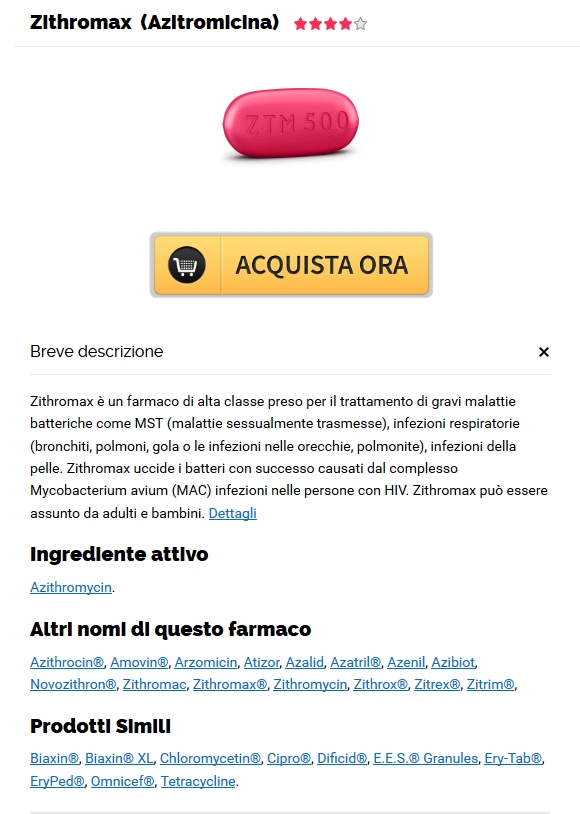 Dove Comprare Zithromax 100 mg In Piemonte | ordine generico Zithromax