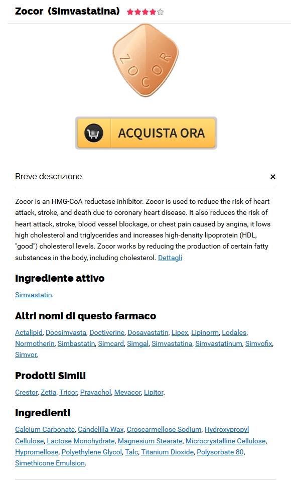Comprare Zocor Online - Farmacia di famiglia canadese