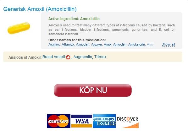 Försäljning Generisk Amoxil