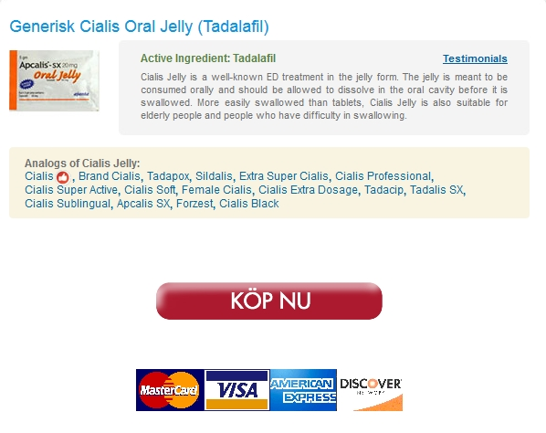 Cialis Oral Jelly 20 mg Sweden. Billiga Cialis Oral Jelly Tabletter