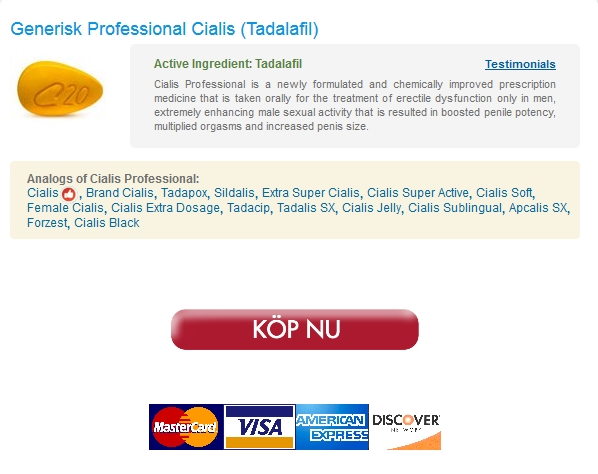 Billiga Apotek Utan Recept - Professional Cialis köpa - inget recept