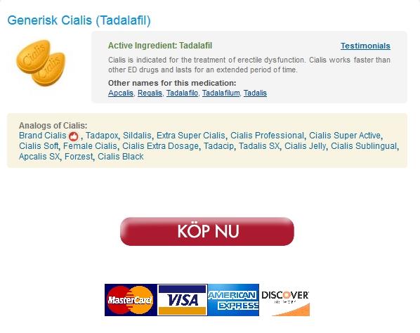 Beställ Cialis Online * Lägsta Pris Cialis