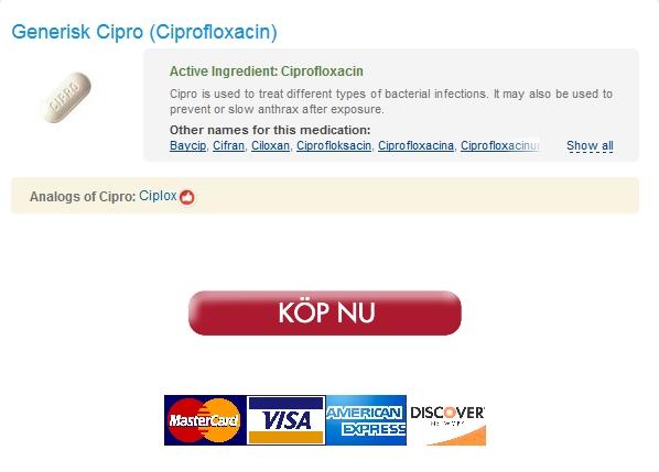 Varumärke Cipro Order