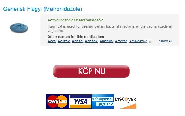 Köp Metronidazole online Sverige | Flagyl Varumärke För Beställning