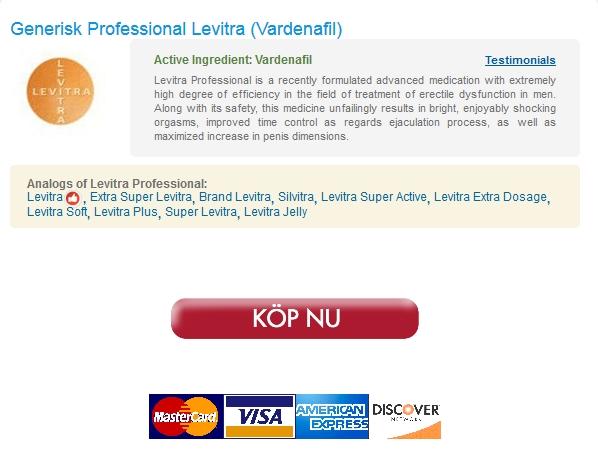 Rabatt Professional Levitra