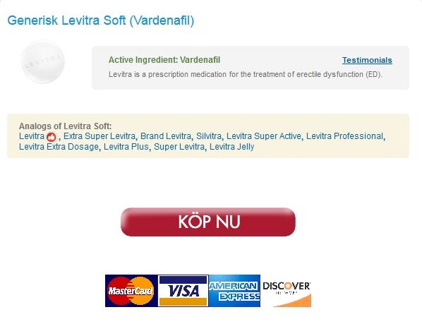 Levitra Soft Bäst För Beställning. FDA Godkänt På Nätet Apotek