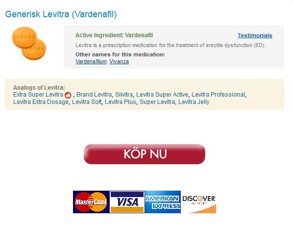 Billig Rabatt Levitra