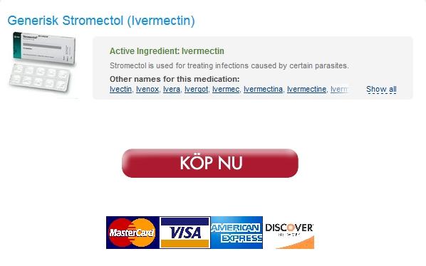 Stromectol apotek i Sverige