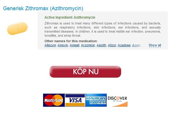 Bästa Zithromax Priser | Zithromax Online